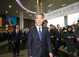 윤종원 기업은행장 취임 한달, '포용금융' 성큼