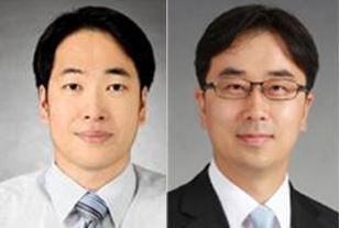 한국과학기술원 김범준 교수(왼쪽)와 김택수 교수. ⓒ미래창조과학부