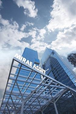 미래에셋대우 센터원 빌딩. ⓒ미래에셋대우