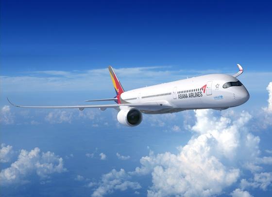 A350-900.ⓒ아시아나항공