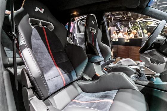 현대자동차 'i30N N 옵션 쇼카' 내부 인테리어ⓒ현대차