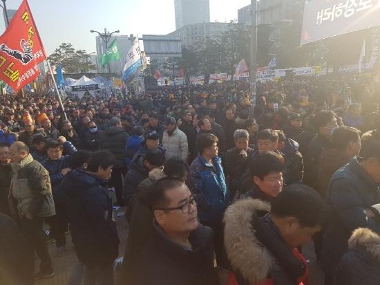 택시업계는 20일 대대적 파업에 나섰다 @ EBN조재훈 기자