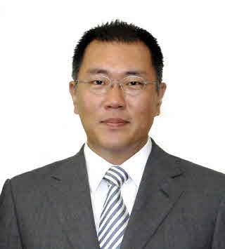 정의선 현대차그룹 총괄 수석부회장