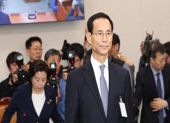 최정호 국토부 장관 후보자ⓒ연합뉴스