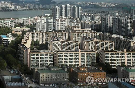 부동산 전문가 59%, 1년 뒤 서울 집값 하락 전망. ⓒ연합