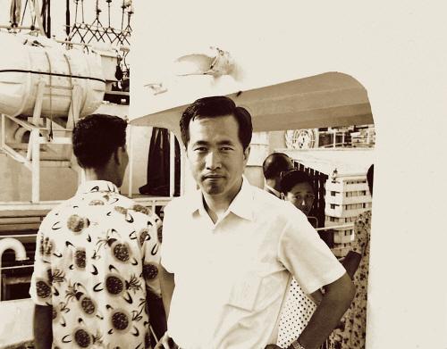1969년 8월, 동원의 최초 어선인