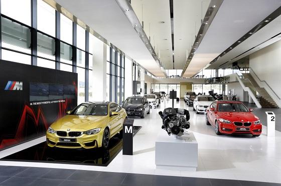 BMW 드라이빙 갤러리 ⓒBMW코리아