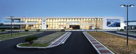 BMW 드라이빙센터 전경 ⓒBMW코리아