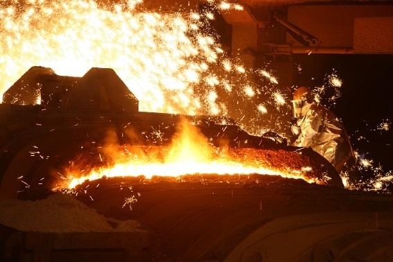 철강 생산 공정.ⓒ포스코
