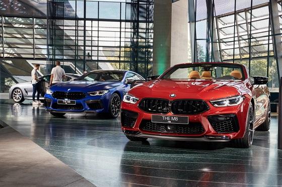 BMW 뉴 M8 쿠페&컨버터블 세계 최초 공개 ⓒBMW코리아