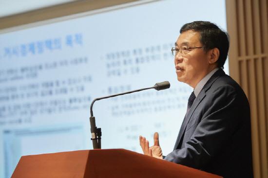 이일형 한국은행 금융통화위원이