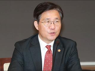 성윤모 산업통상자원부 장관.