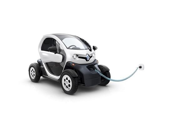 초소형 전기차 트위지 ⓒ르노삼성