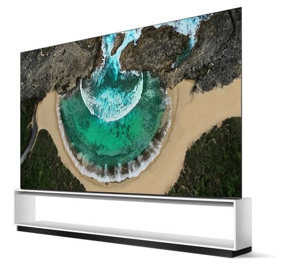 LG 시그니처 올레드 8K 제품.ⓒLG전자