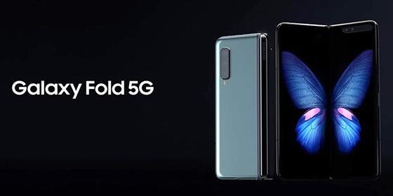삼성전자가 출시한 폴더플 스마트폰