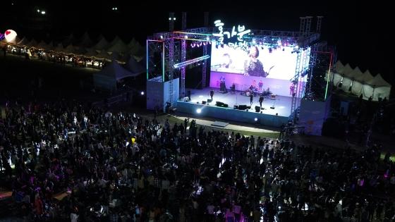 12일 서울 올림픽공원 88잔디마당에서 진행된