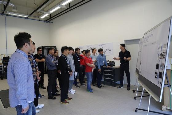 2019년 외부 수리업체 대상 기술 세미나 진행 ⓒBMW 그룹 코리아