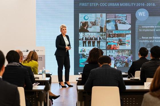 컬스틴 미어발트(Kerstin Meerwaldt) BMW 그룹 기업 전략 지능형 도시 매니저 ⓒBMW 그룹 코리아