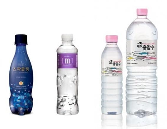 제이크리에이션의 생수 제품.ⓒ제이크리에이션