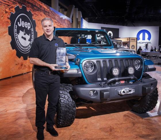 지프(Jeep®) 랭글러, 10년 연속 SEMA