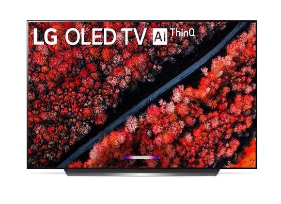 2019년형 LG 올레드 TV(모델명: C9) 제품 이미지