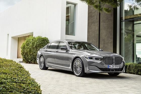 BMW 7시리즈 ⓒBMW 코리아