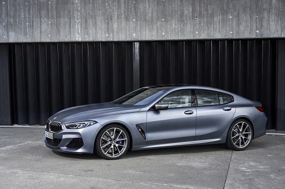 BMW 뉴8시리즈 ⓒ한국자동차기자협회