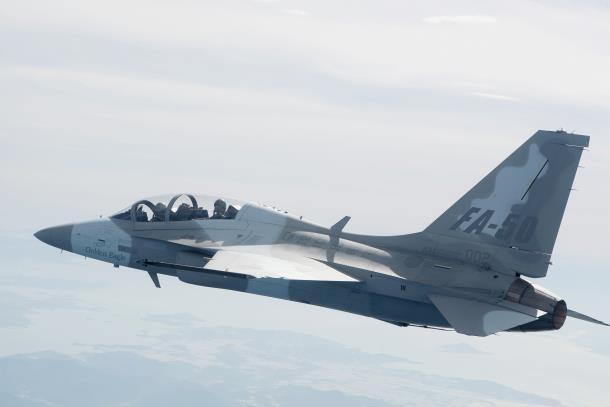 FA-50 경공격기ⓒKAI