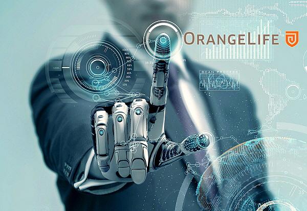 오렌지라이프는 지난 2017년 도입한 로보틱 프로세스 자동화(RPA, Robotic Process Automation) 시스템을 업계에서 선도적으로 인지기반(Cognitive) RPA까지 확장했다고 9일 밝혔다.ⓒEBN