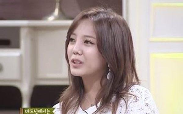 ⓒ배우 고은아 미르 누나 코 성형 언니 (사진=JTBC 화면 캡처)