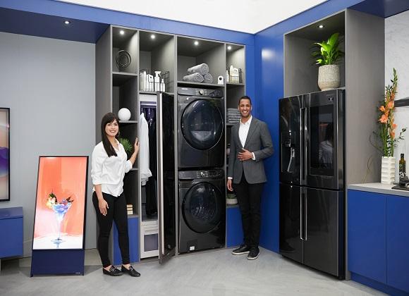 21일부터 23일(현지시간)까지 미국 라스베이거스에서 개최되는 북미 최대 규모의 주방·욕실 관련 전시회인