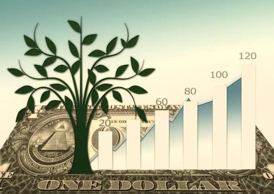 전 세계적으로 ESG를 추종하는 글로벌 자금이 급증하는 추세다.ⓒ픽사베이