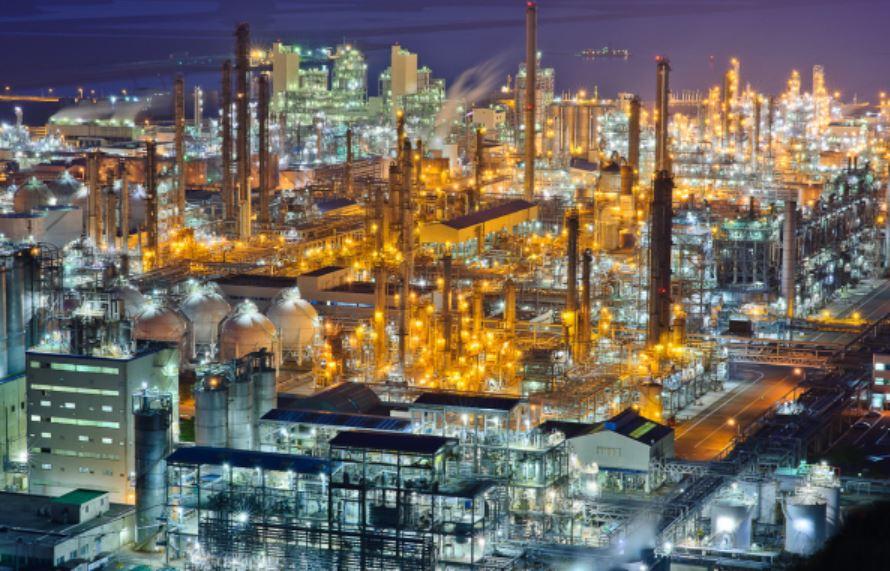 LG화학 여수 공장.