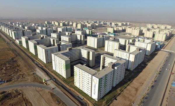 이라크 비스마야 신도시 전경. ⓒ한화건설