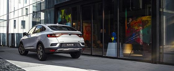 쿠페형 SUV XM3 ⓒ르노삼성