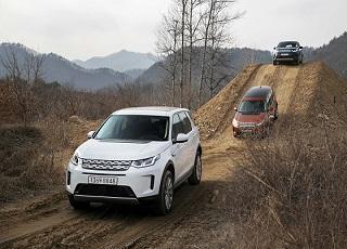 [시승기] 수입 SUV 찾는 패밀리 캠핑족? 답은 '뉴 디스커버리 스포츠'