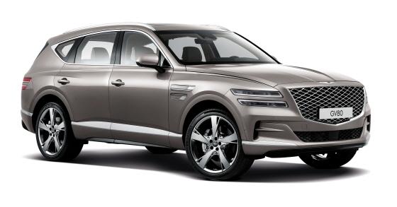 SUV GV80 가솔린 모델 출시ⓒ제네시스 브랜드