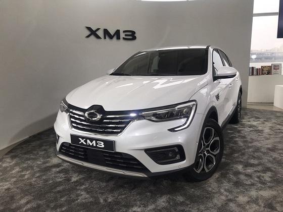 르노삼성 XM3 ⓒEBN