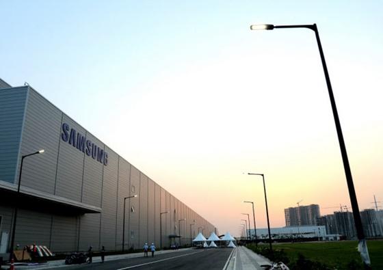 삼성전자 인도 노이다 공장