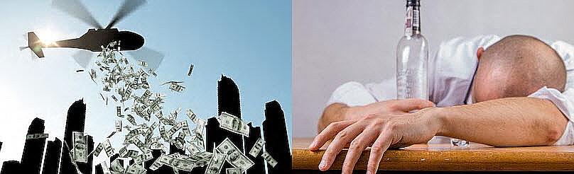 감염병 코로나19 여파로 한국뿐 아니라 국민 호주머니에 현금을 넣어주는 국가가 많아지고 있다. 나라 빚을 내서라도 코로나19가 야기한 경기 침체와 경직된 소비를 극복하려는 고육지책이다. ⓒEBN