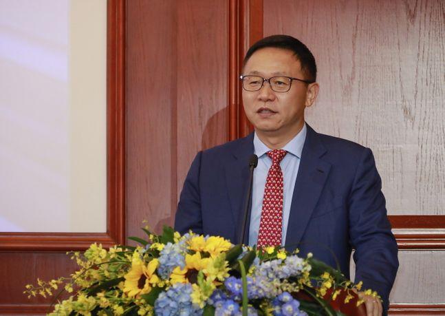 데이비드왕(David Wang) 화웨이 이사회 임원. ⓒ화웨이