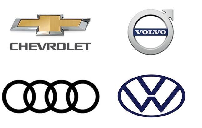 각 브랜드 로고 ⓒ한국수입차협회