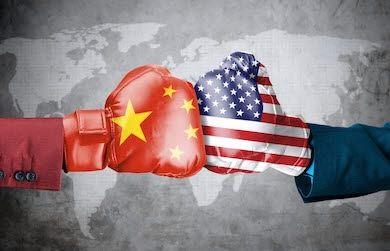 25일 환율이 미국과 중국 간 긴장 고조를 주시하며 긴장감을 보이고 있다. 코로나19 사태 책임 소지를 놓고 양국이 대립각을 지속 중인 가운데, 중국이