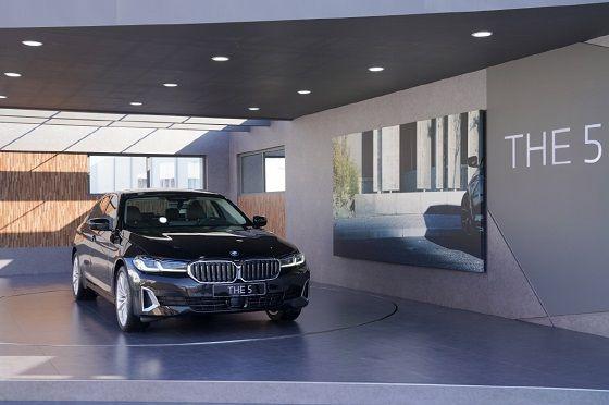 BMW 뉴 5시리즈 ⓒBMW 코리아