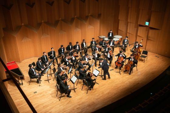 디지털 스테이지 #5. 하트하트 오케스트라 공연은 5월 29일 오후 7시부터 신한카드 유튜브 공식 계정에서 무료로 즐길 수 있다.ⓒ신한카드