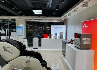 SK매직 SK텔레콤 T월드 매장에 '브랜드 체험존' 오픈