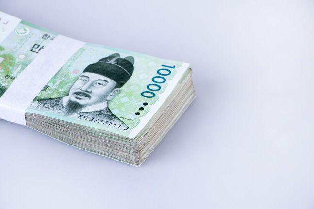 지난해 달러화 기준 한국의 1인당 국민총소득(GNI)이 10년 만에 가장 큰 폭으로 줄었다.ⓒ게티이미지뱅크