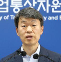 산업통상자원부 나승식 무역투자실장 ⓒ사진제공=연합뉴스