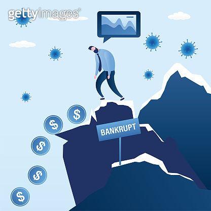 연간 영업이익으로 대출 이자비용도 내지 못하는 기업의 비중이 또 늘어났다. ⓒ게티이미지뱅크