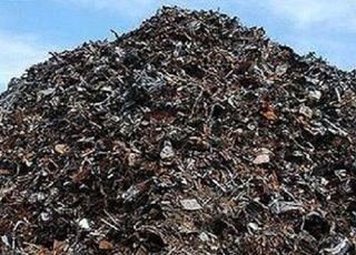 4일 국내 고철값 유지…톤당 28만원